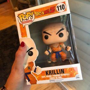Krillin Funko Pop Figure